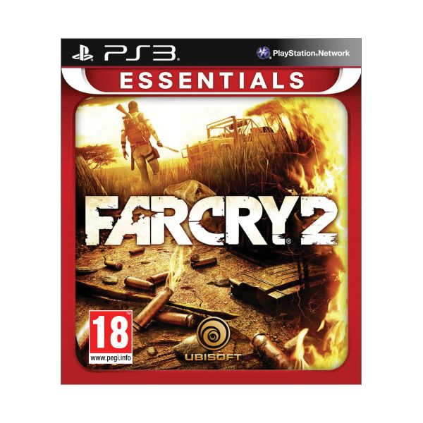Far Cry 2-PS3-BAZAR (použité zboží)