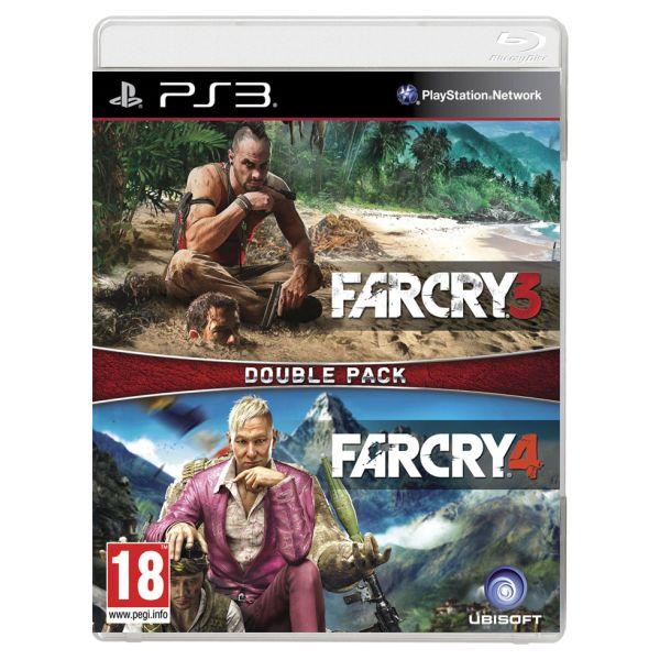 Far Cry 3 + Far Cry 4 (Double Pack)