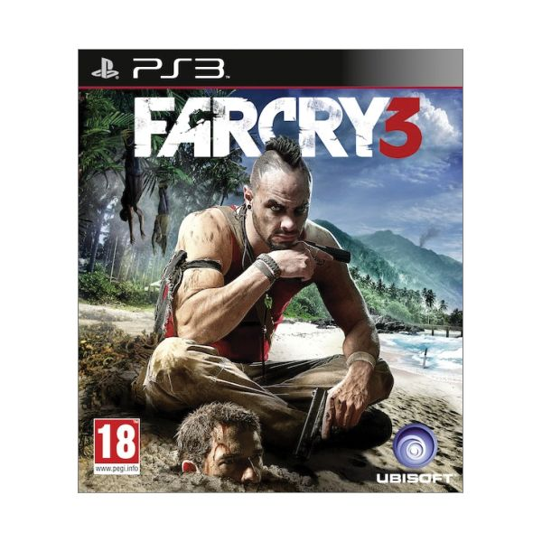 Far Cry 3 PS3-BAZAR (použité zboží)