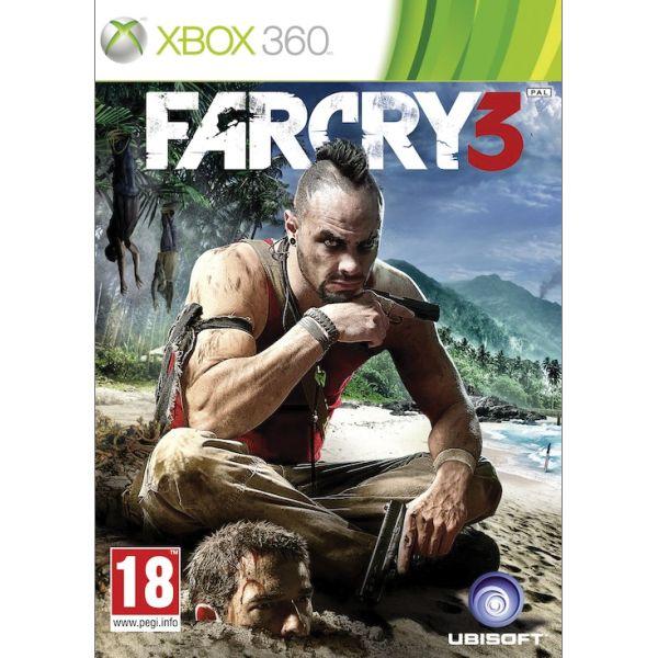 Far Cry 3-XBOX 360-BAZAR (použité zboží