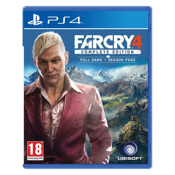 Far Cry 4 (Complete Edition) PS4