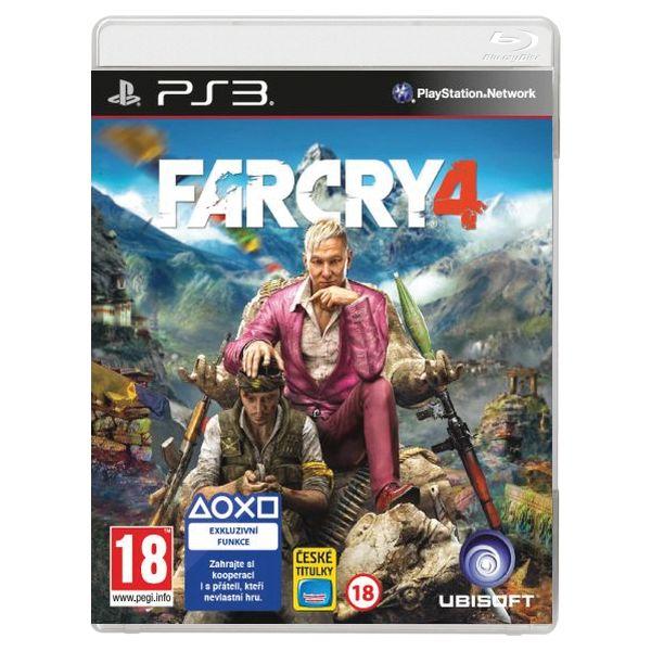 Far Cry 4 CZ PS3