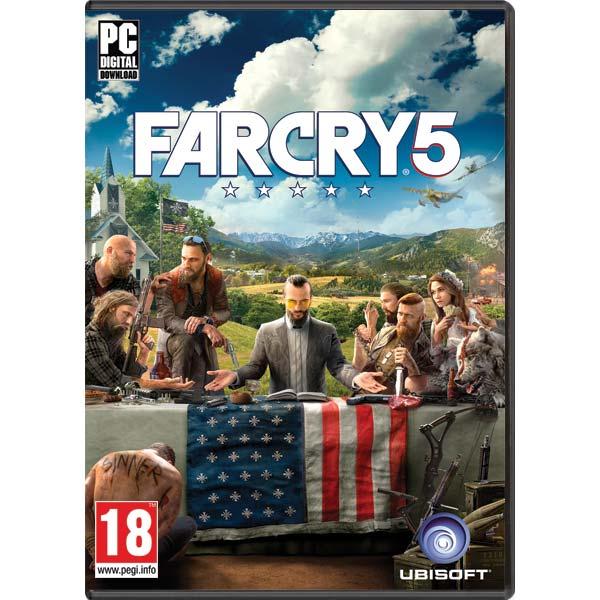 Far Cry 5 CZ