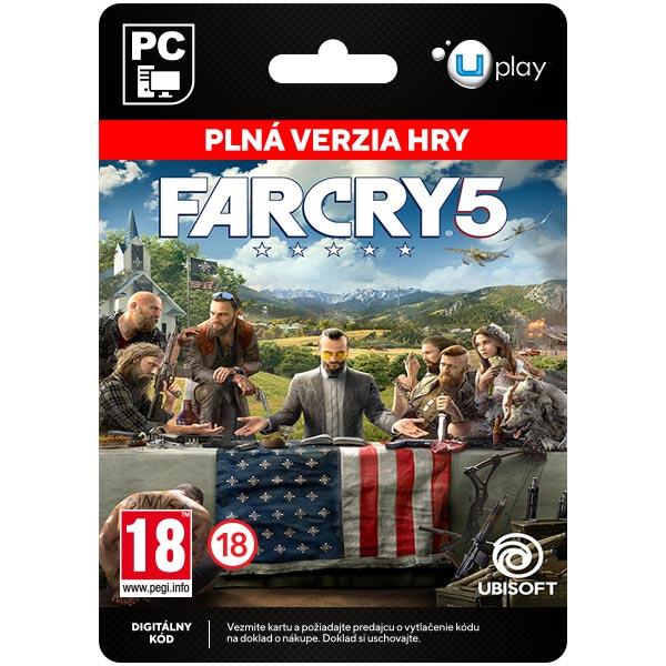 Far Cry 5 CZ[Uplay]