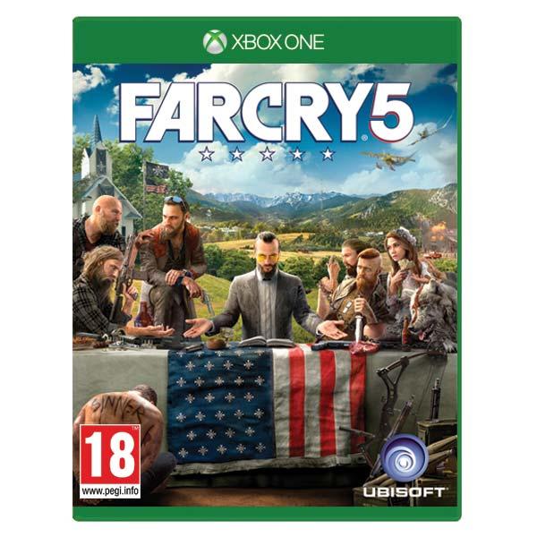 Far Cry 5[XBOX ONE]-BAZAR (použité zboží)