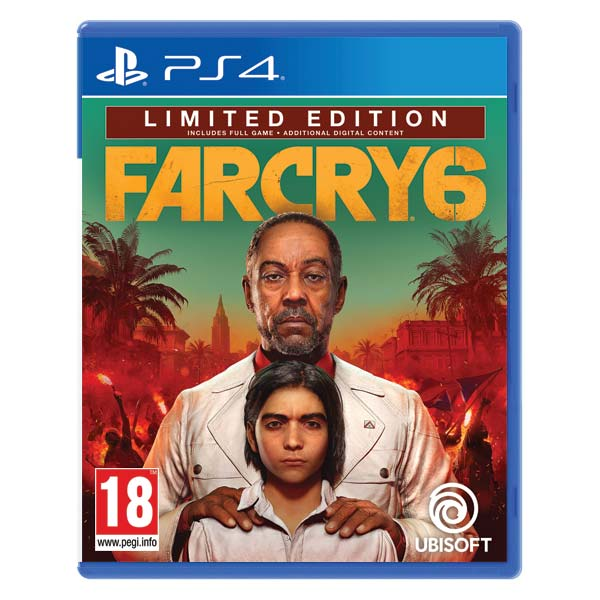 Far Cry 6 (Limited Edition)