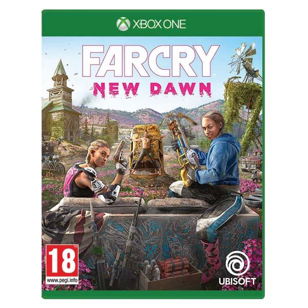 Far Cry: New Dawn CZ[XBOX ONE]-BAZAR (použité zboží)