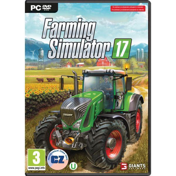 Farming Simulator 17 CZ PC