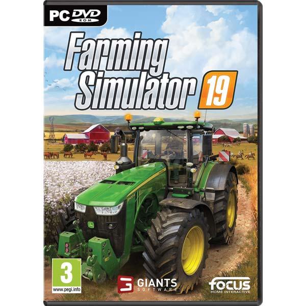 Farming Simulator 19 CZ
