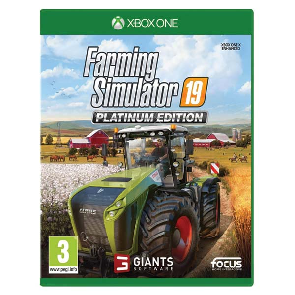 Farming Simulator 19 (Platinum Edition) XBOX ONE
