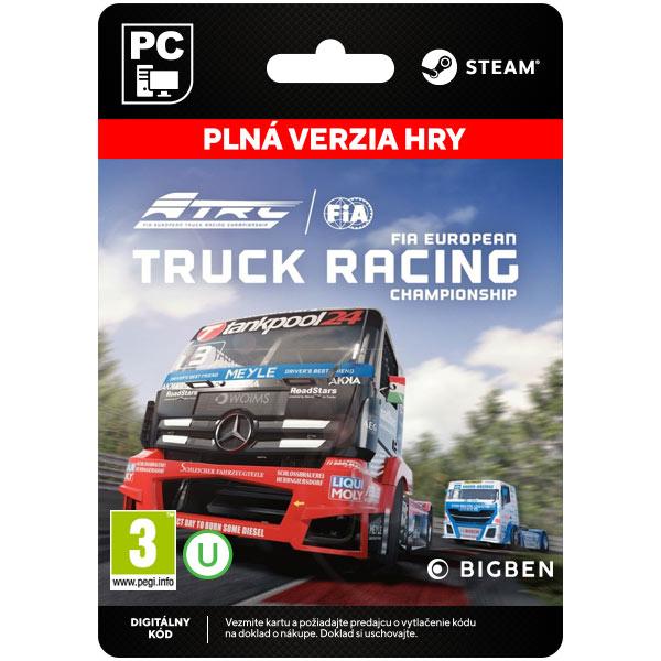 FIA European Truck Racing Championship [Steam]