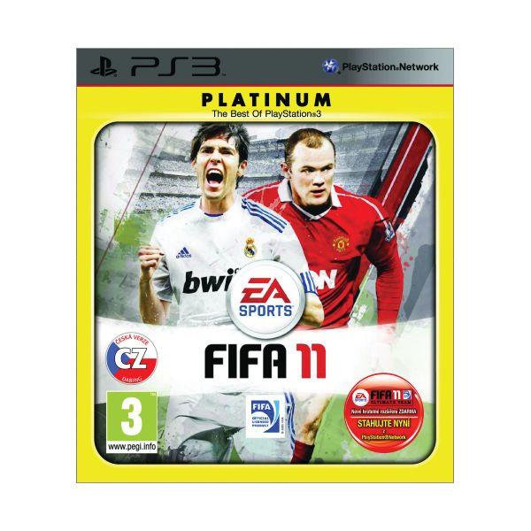 FIFA 11 CZ PS3