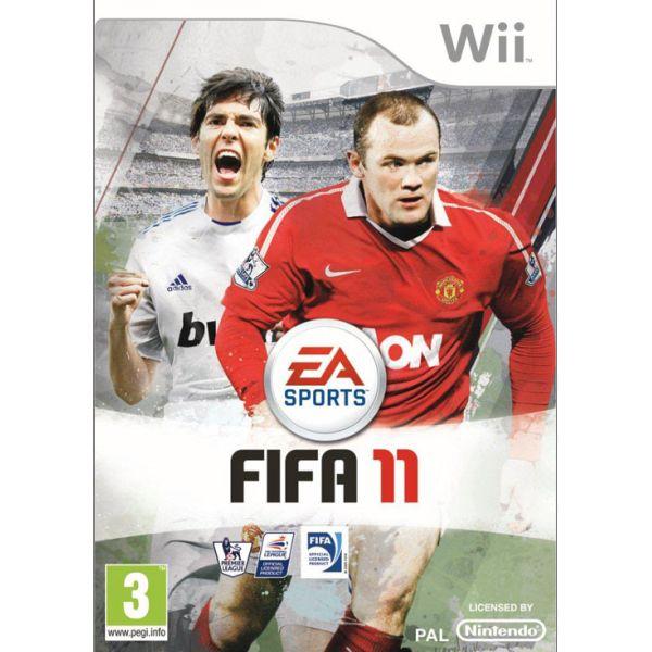 FIFA 11 Wii