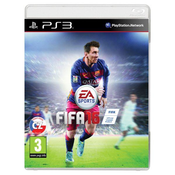 FIFA 16 CZ PS3