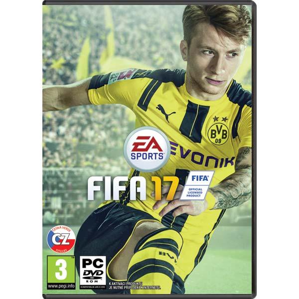 FIFA 17 CZ PC
