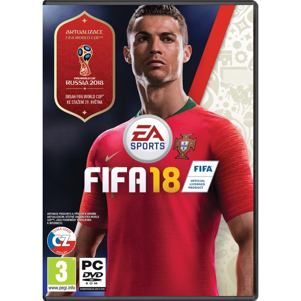 FIFA 18 CZ PC