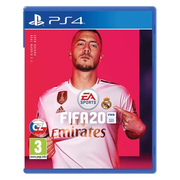FIFA 20 CZ PS4