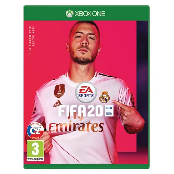 FIFA 20 CZ