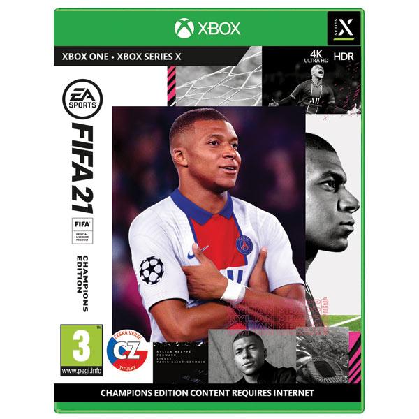 FIFA 21 CZ (Champions Edition)