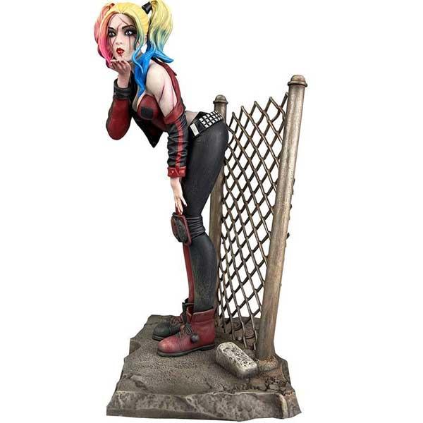 Figúrka DC Gallery Dceased Harley Quinn PVC Diomare