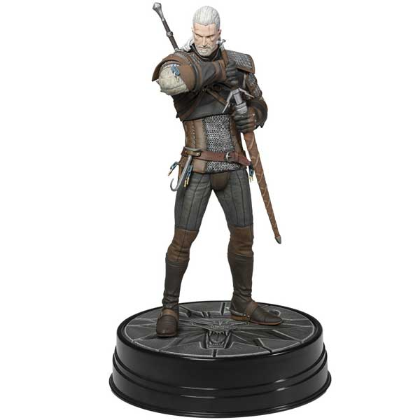 Figúrka Heart of Stone Geralt Deluxe (The Witcher 3: Wild Hunt)