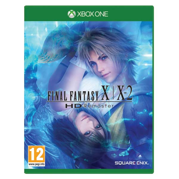 Levně Final Fantasy 10/10-2 (HD Remaster) XBOX ONE