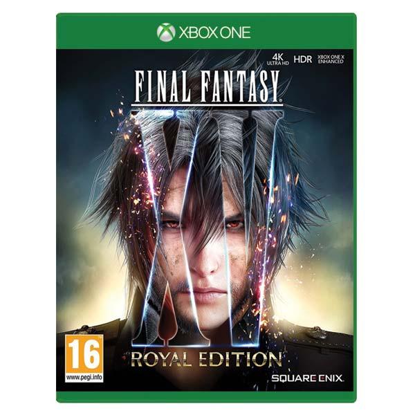 Final Fantasy 15 (Royal Edition) XBOX ONE