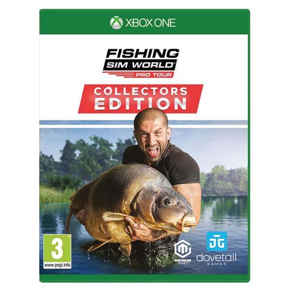 Fishing Sim World 2020: Pro Tour (Collector's Edition)