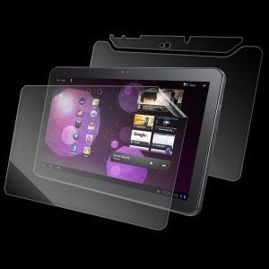 Fólie InvisibleSHIELD - pro Samsung Galaxy Tab 10.1 WiFi, 3G - P7500   Cele tělo