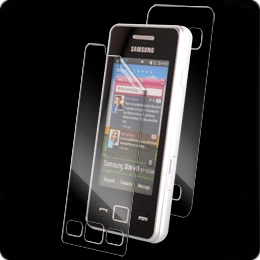 Fólie InvisibleSHIELD - pro Samsung Star II S5260 | Celé tělo