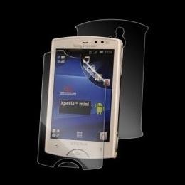 Fólie InvisibleSHIELD - pro Sony Ericsson Xperia Mini Pro SK17i | Cele tělo