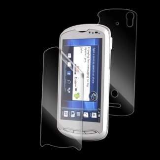 Fólie InvisibleSHIELD - pro Sony Ericsson Xperia Pro MK16i | Cele tělo
