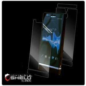 F�lie InvisibleSHIELD-pro Sony Xperia J-ST26 | Cel� t�lo