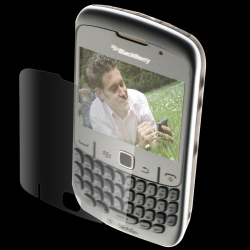 Fólie InvisibleSHIELD - pro BlackBerry 8520 Curve | Display