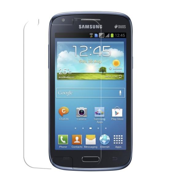 Fólie InvisibleSHIELD na displej pro Samsung Galaxy Core Duos-i8262-Doživotní záruka