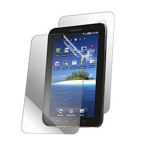 Fólie InvisibleSHIELD - pro Samsung P1000 Galaxy Tab | Maximální pokrytí