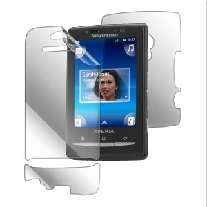 Fólie InvisibleSHIELD - pro Sony Ericsson Xperia X10 Mini | Maximální pokrytí