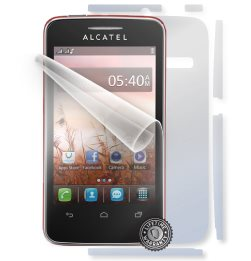 F�lie ScreenShield na cel� t�lo pro Alcatel One Touch 3040D TRIBE - Do�ivotn� z�ruka