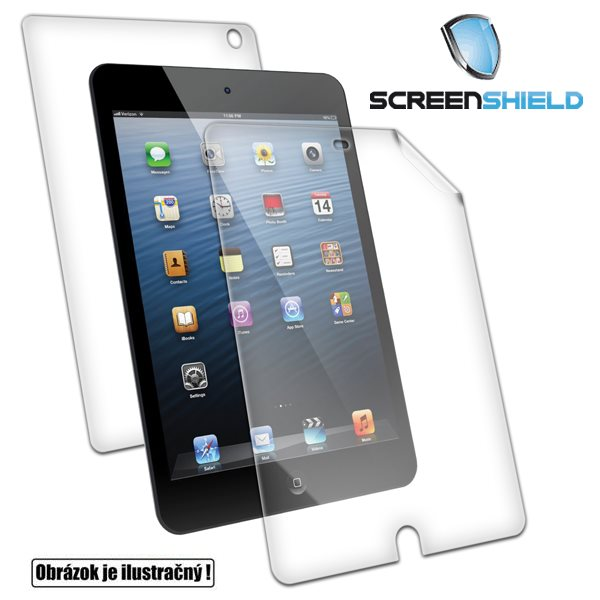 Fólie ScreenShield na celé tělo pro Prestigio MultiPad 4 Quantum 8.0 3G - PMT5487 - Doživotní záruka