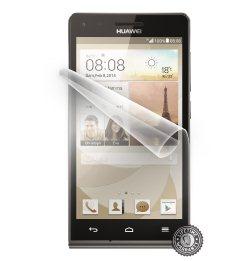 Fólia ScreenShield na displej pre Huawei Ascend G6 4G - Doživotná záruka