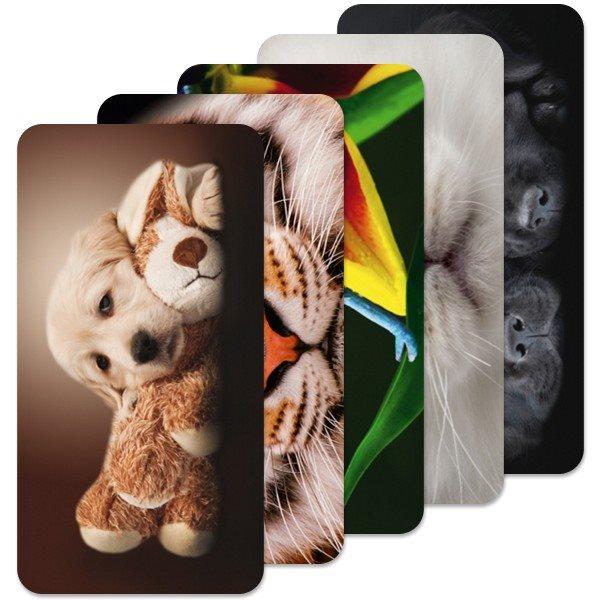 Fólie SkinZone na zadní kryt pro Huawei Ideos X3 U8510, motiv Nature dle vlastního výběru