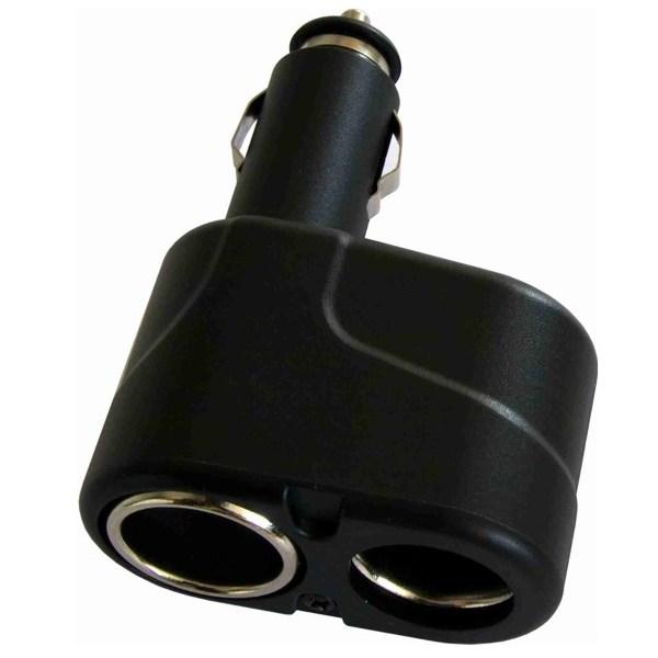 FONTASTIC TWIN-rozdvojka do zásuvky zapalovače automobilu