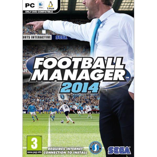 Football Manager 2014 CZ PC CD-key