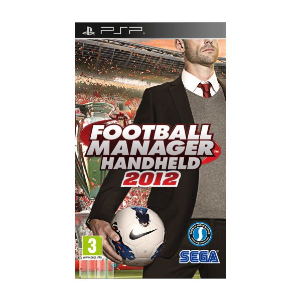 Football Manager Handheld 2012 PSP