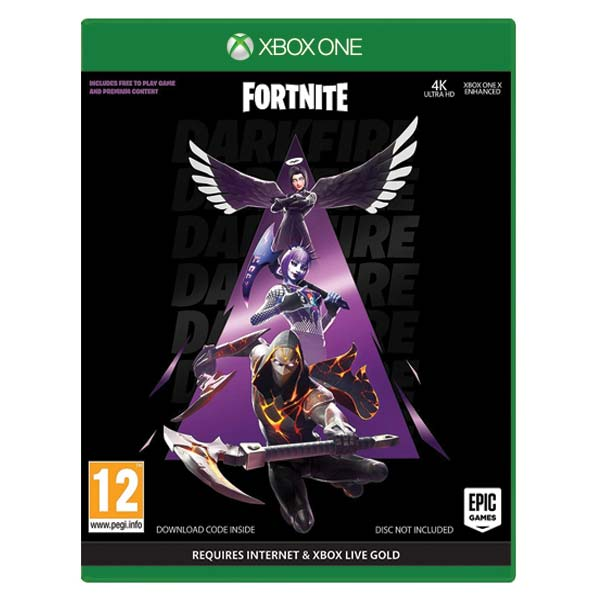 Fortnite (Darkfire Bundle)