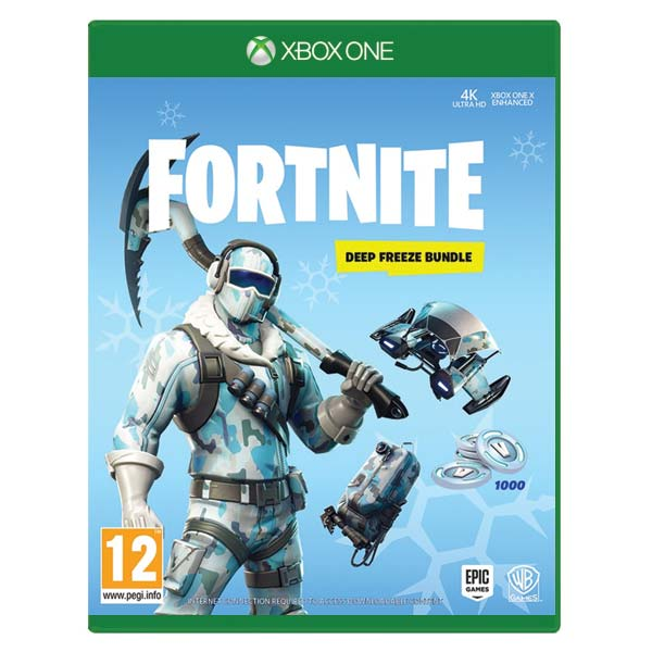 Fortnite (Deep Freeze Bundle)