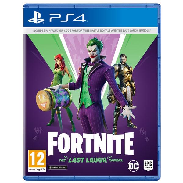 Fortnite (The Last Laugh Bundle)