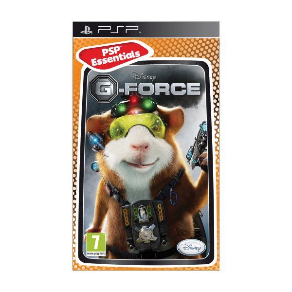 G-Force PSP