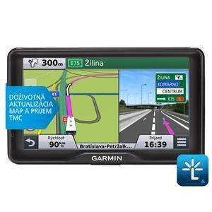 Garmin Camper 760LMT-D + mapy 45 států Evropy + nüMaps Lifetime   Navigace pro nákladní auta