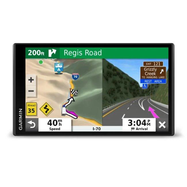 Garmin Camper 780 MT-D | Navigace pro nákladní auta